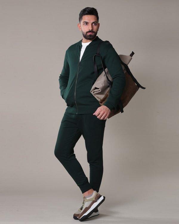 Olive Jacket for men