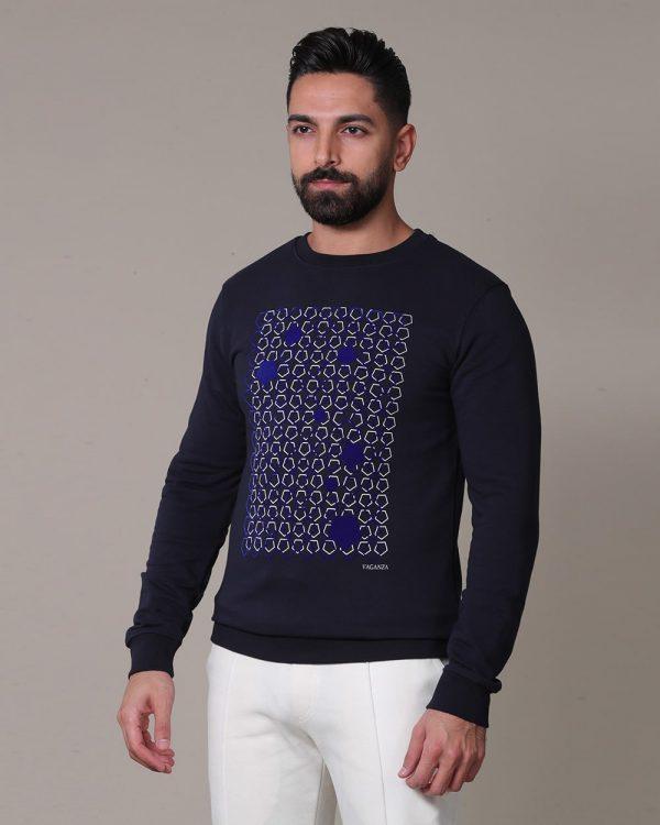 Navy Sweater for men, Sweater for men
