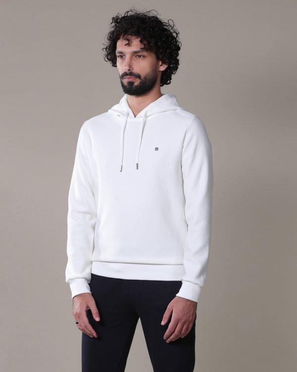 white Hoodie for men , hoodies for men