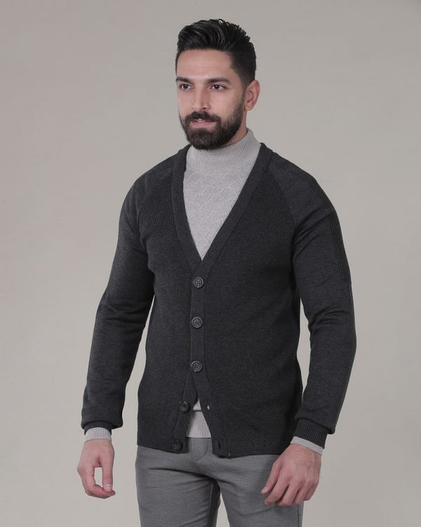 Grey Cardigan for men , Causal fashion for men, Fashion for men