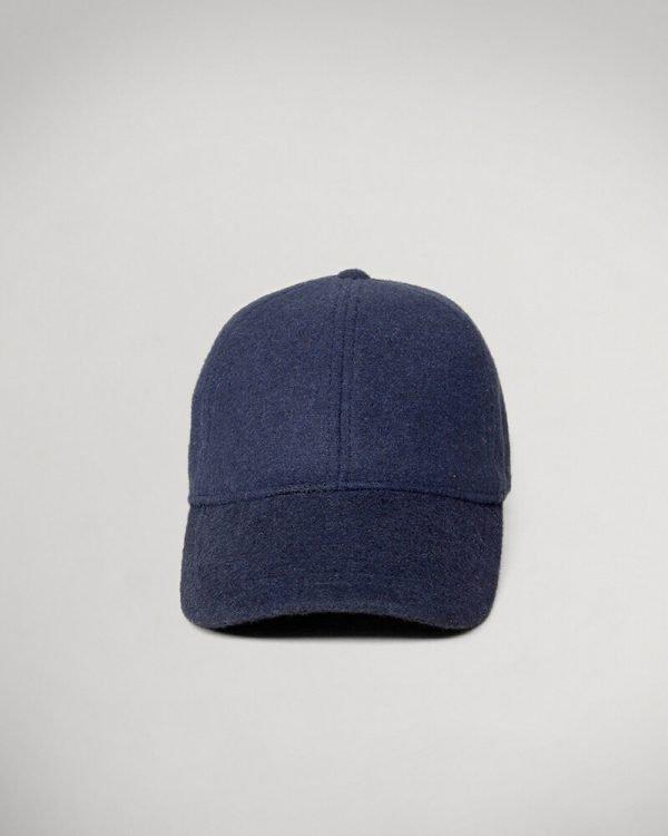 Navy wool hat For men , البسة رجالية رائعة