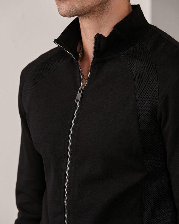 Black track jacket For Men, Sports Wear For men