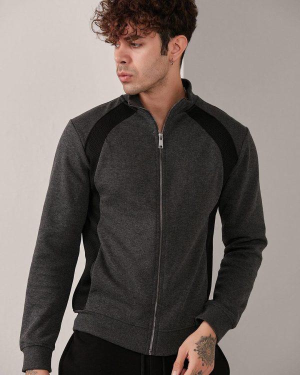 grey track jacket For Men, Sports Wear For men