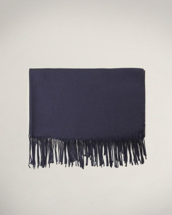soft wool black scarf , Amazing Gift For man , وشاح